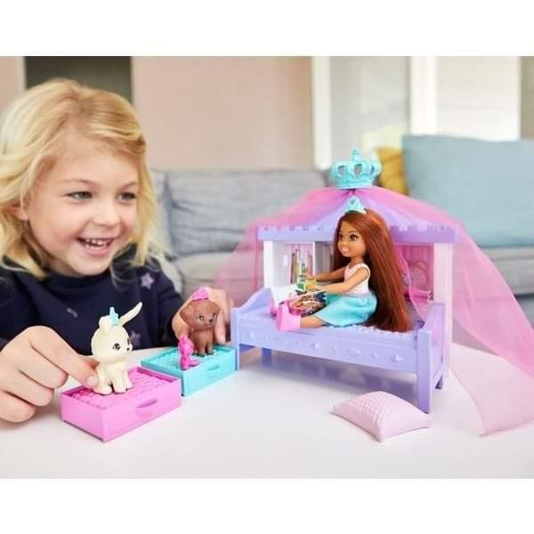Barbie Princess Adventure - Chelsea Puppy Playset