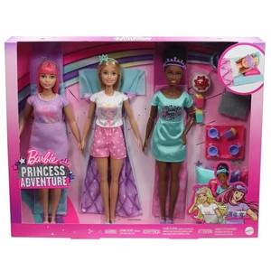 barbie Princess Adventure - Sleepover Pack in Box