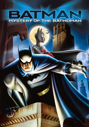 Batman Mystery Of Batwoman