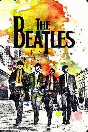 Beatles Illustration Art 🎨