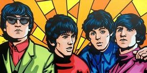 Beatles Popart