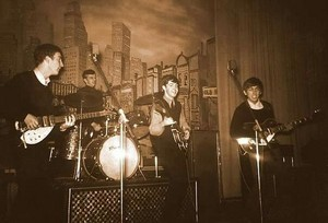 Beatles early gigs