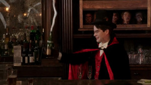 Bill Hader as Restaurant Vampire in Unbreakable Kimmy Schmidt