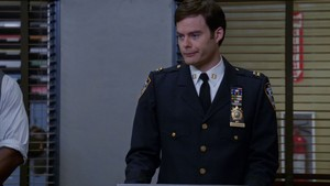 Bill Hader as Seth Dozerman in Brooklyn Nine-Nine