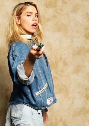 Billie/Rose Tyler