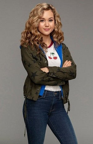 Brec Bassinger as Courtney Whitmore