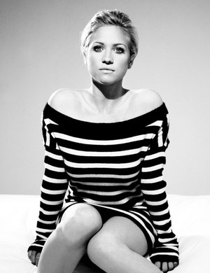 Brittany Snow - Miami Living Photoshoot - 2007