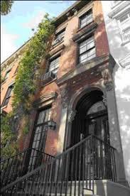 Brooklyn brownstone, ब्राउनस्टोन