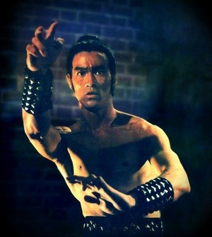 Bruce Lee dragon of jade blind swordsman ancient classical warrior