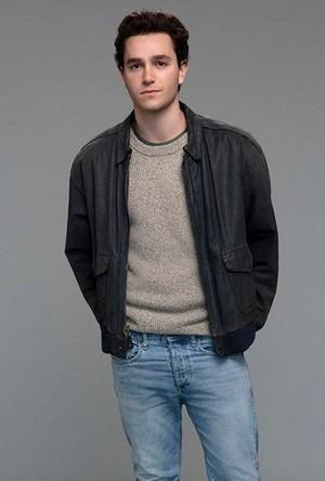 Cameron Gellman as Rick Tyler