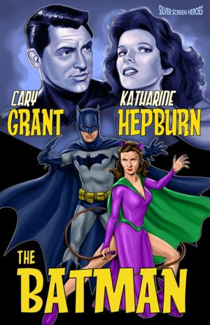 Cary Grant As Batman