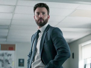 Chris Evans as Andy Barber in Defending Jacob (2020)