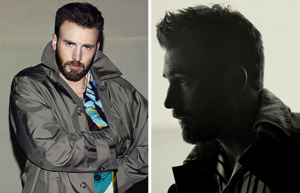Chris Evans for Esquire (2020)