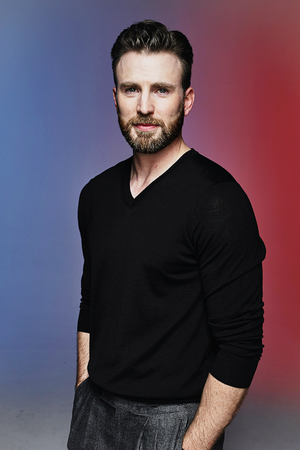 Chris Evans for Wired Magazine (2020)