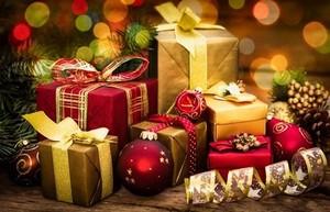 क्रिस्मस Presents