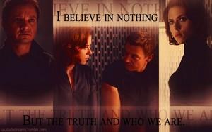 Clint/Natasha 壁纸 - Who We Are