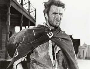 Clint in The Good, the Bad and the Ugly (1966)