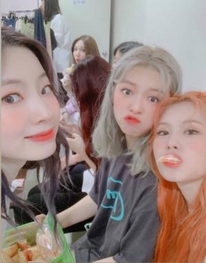 Dahyun and JeongSa