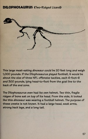 Dinosaur Hunter's Guide Book