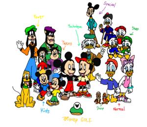 Disney Golf 2002 (2020) Von Disney