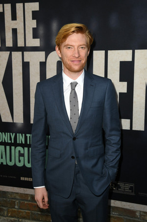 """Domhnall Gleeson - Premiere of """"The Kitchen"""""""