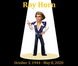 Father of the Pride Roy Horn Tribute