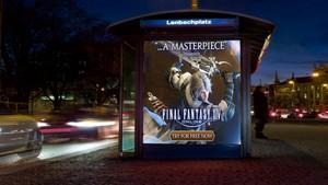 Fina fantasía XIV on the Billboard
