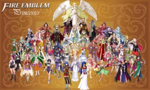feu Emblem Princesses