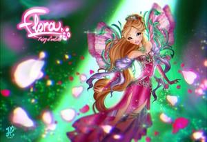 Flora: Meliadix 壁纸