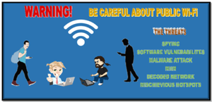 Free Wi-Fi? Be careful!