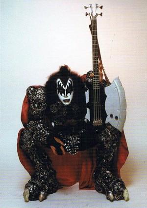 Gene ~Bravo photo shoot...May 22, 1980