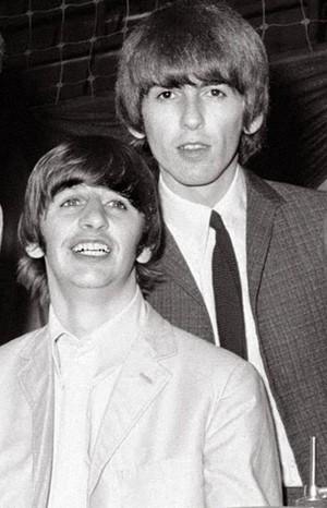 George and Ringo