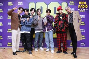 Got7 at Idol Radio