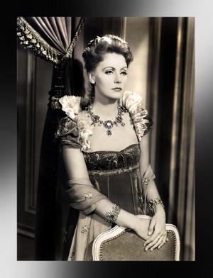 Greta Garbo ~ Conquest ~ 1937
