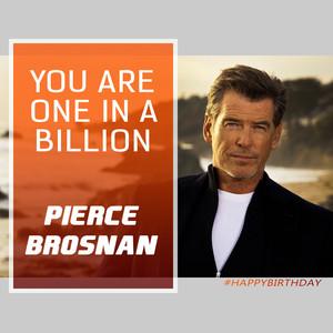 Happy Birthday Pierce Brosnan 1