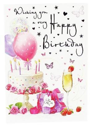Happy Birthday my Sweetie Berni!!!! 💖🎂🎈🎆