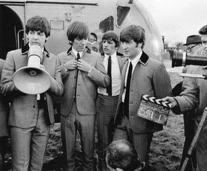 Hard Day's Night bts