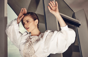 Hayley Atwell photographed for Schön! Magazine (May 2018)