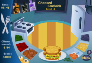 House Of Mouse Frenzy Kïtchen Pack The House Level 4