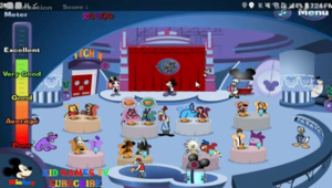 House Of mouse Mïckey Crazy Lounge Pack The House Level 5 Games