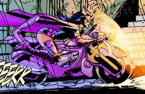 Huntress in Batman: Hush (2003) art kwa Jim Lee
