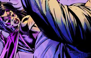 Huntress in Batman: Hush (2003) art によって Jim Lee