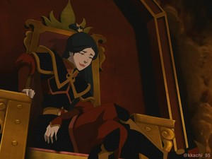 If Azula had her mother's hair style 2