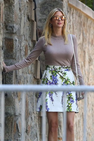 Ivanka in Washington DC ~ June 21, 2017