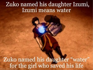 Izumi means Water