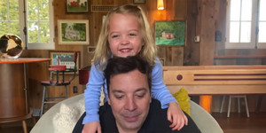 Jimmy Fallon | At home pagina Edition || Franny