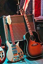 John Lennon's Guitars