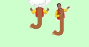 Jumpïng Jïm LetterLand