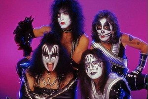 吻乐队(Kiss) (Alive-Worldwide 1996-1997) Photoshoot
