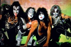 KISS (Alive-Worldwide 1996-1997) Photoshoot
